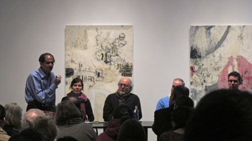 Panel Discussion at Opening of Perceptions of Promise exhibition