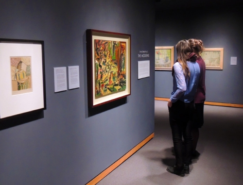 "First look at ""Levy Series No. 5: The Moderns"" exhibition, McMaster Museum of Art"